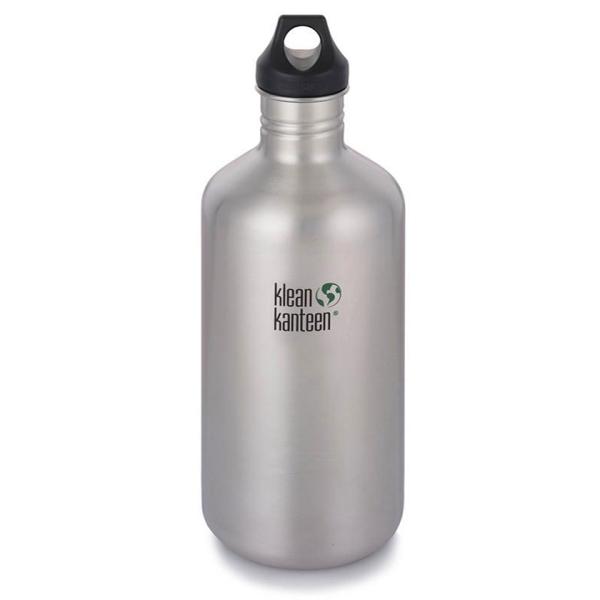 Edelstahl Trinkflasche Classic 1900ml mit Loop Cap