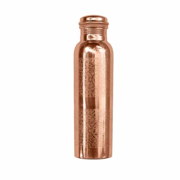 Kupfer Trinkflasche 900ml