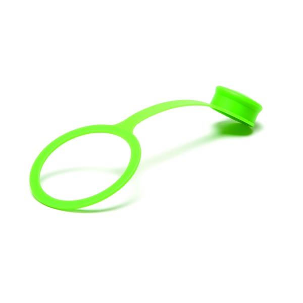 Sport Cap Staubschutz grün