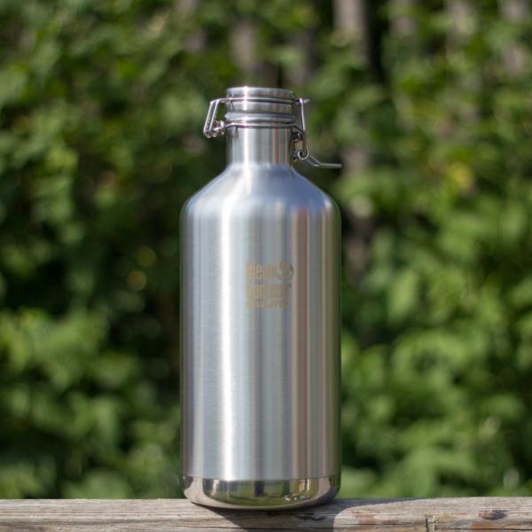 Klean Kanteen isolierter Growler Trinkflasche - 1900ml