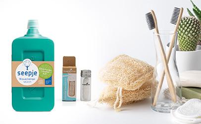Naturkosmetik & nachhaltiges für's Badezimmer 