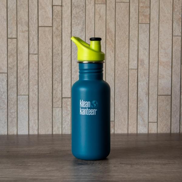Special Edition 532ml - Neptun Blau mit Sport Cap