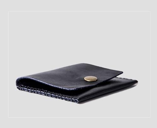 "Origami Wallet ""Miniature"" Schwarz"