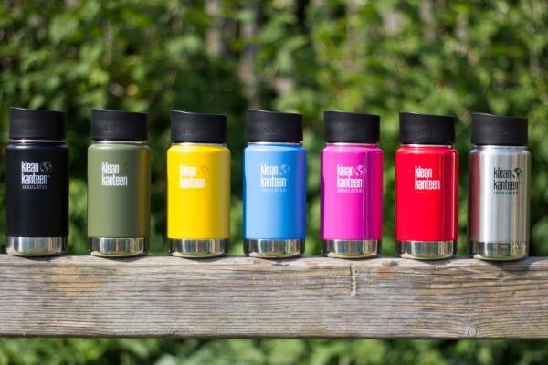 Isolierter und auslaufsicherer Kaffeebecher 355ml - Farben