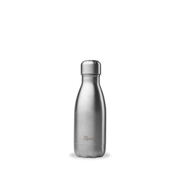 Vakuum isolierte Trinkflasche  Edelstahl in 3 Größen 260 ml