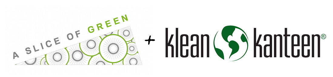 Set Slice of Green + Klean Kanteen