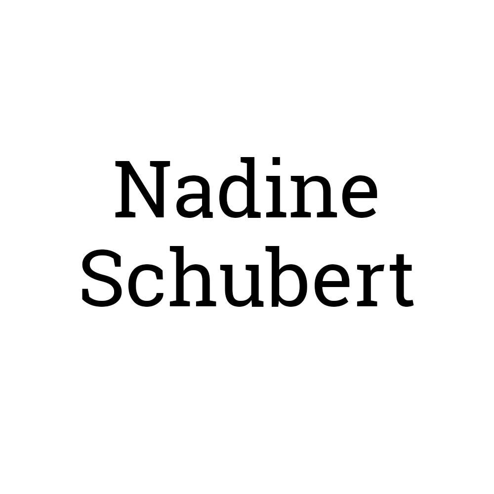 Nadine Schubert - Besser leben ohne Plastik