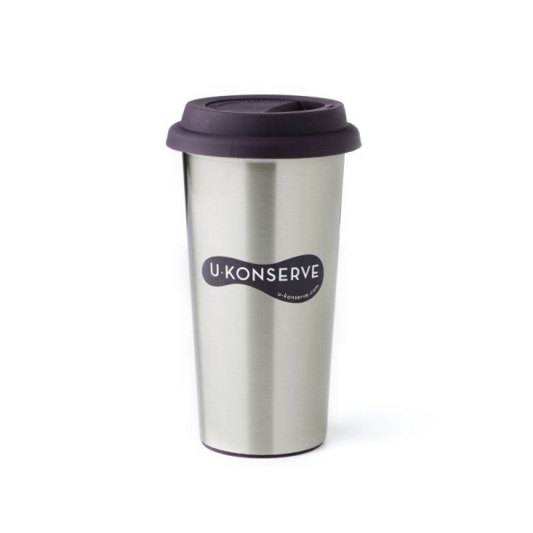 Isolierter Kaffeebehälter – Coffee Mug to go (450ml)