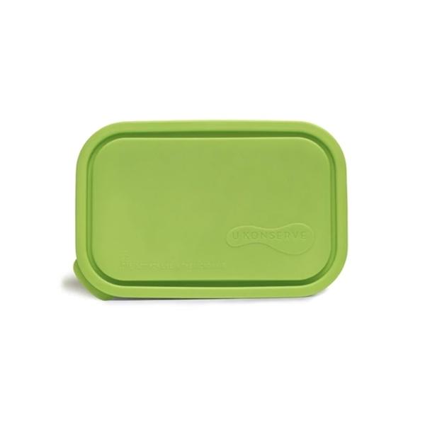 Deckel für rechteckige Dose - Lime