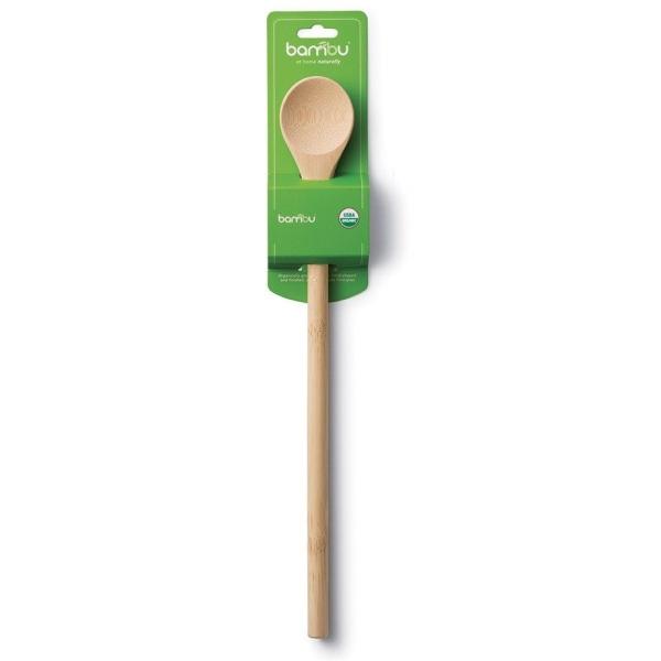 Bambus Kochlöffel - Tasting Spoon (30,5cm) verpackt