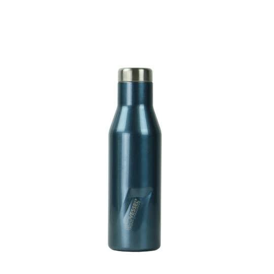 TriMax Insulated - Dreifach Isolierte Trinkflasche aus Edelstahl - Blue Moon
