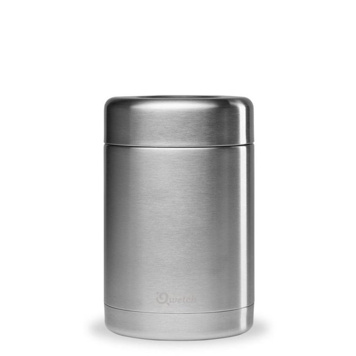 isolierter edelstahl lebensmittel beh lter food container 500ml von qwetch. Black Bedroom Furniture Sets. Home Design Ideas
