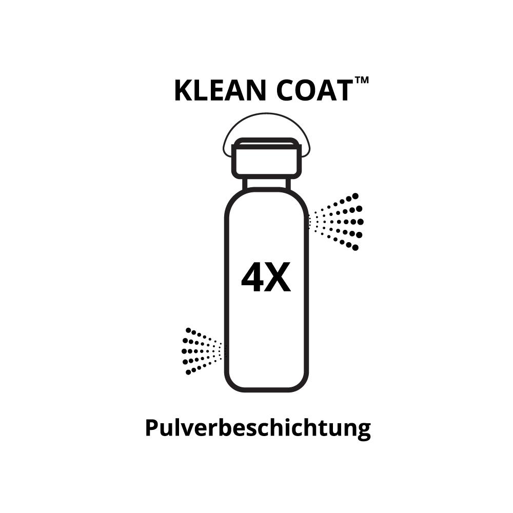 Klean Kanteen Produkte werden Pulverbeschichtet
