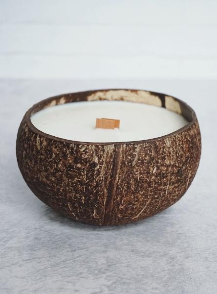 Kokosnuss Duft Kerze