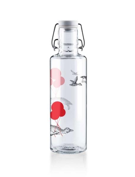 0,6L Soulbottle Trinkflasche - Flug der Pinguine