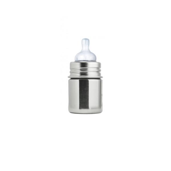 Pura Kiki Babyflasche (125ml) Farbe Natur