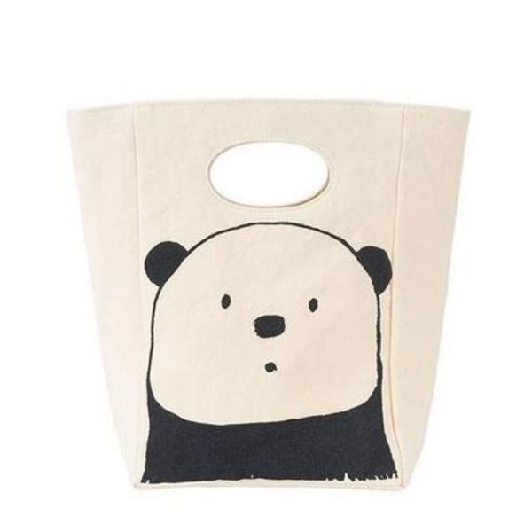 Fluf Lunchbeutel mit Panda Motiv