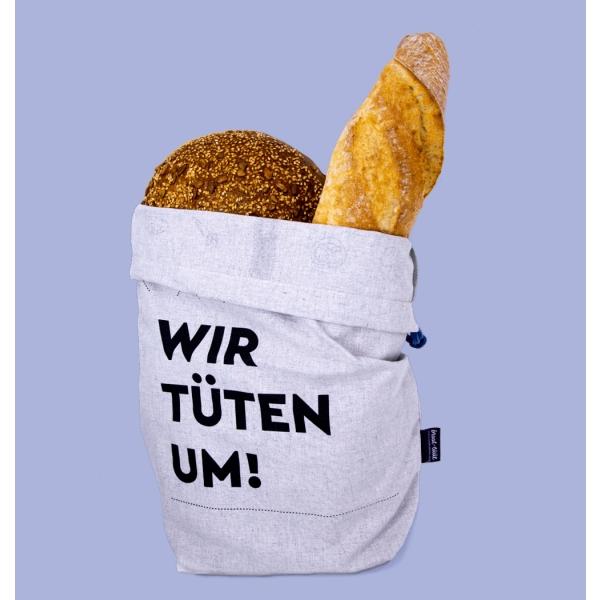 Markt-Tüüt - unverpacktes Einkaufen, ideal für frisches Brot vom Bäcker