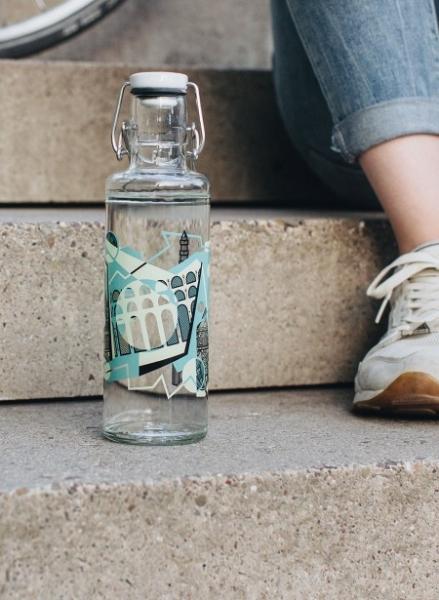 Soulbottle Trinkflasche - Aquädukt