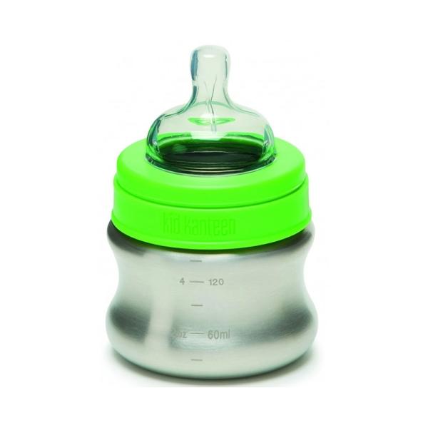 Baby Flasche Kid Kanteen 148ml (langsamer Trinkfluss) - mit Sauger