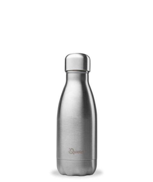 Qwetch - Isolierte Edelstahl Trinkflasche - 260ml
