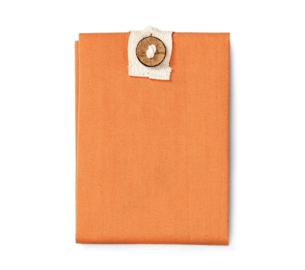 Boc'n'Roll Orange wiederverwendbar Sandwich Wrap