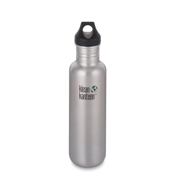 Trinkflasche Klean Kanteen®Classic 800 ml mit Loop Cap