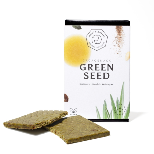 Sweet Elephant - Vegane Schokolade - Green Seed