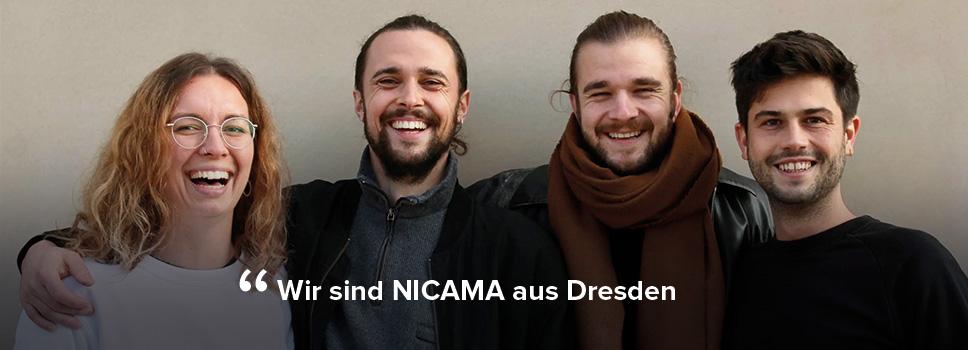Das NICAMA Team aus Dresden