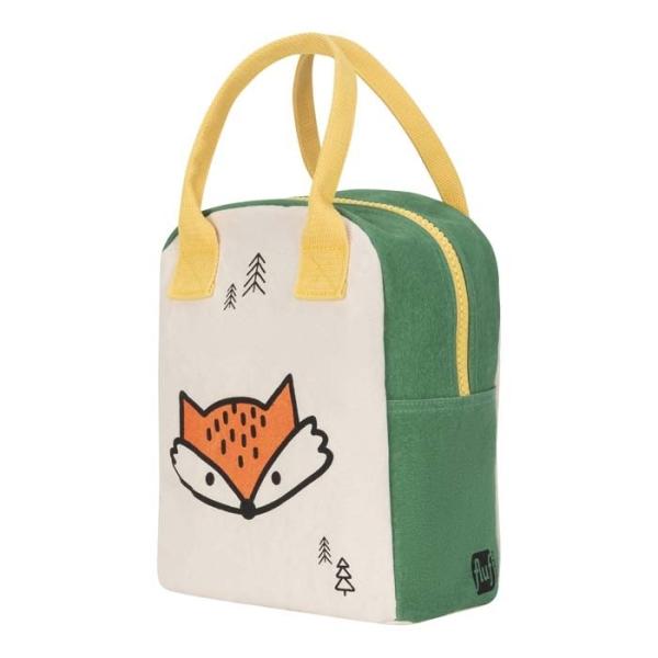 Zipper Lunch Bag - Lunchtasche mit Reißverschluss Fox