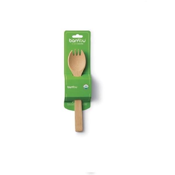 Bambus Göffel groß - Large Spork Two.0