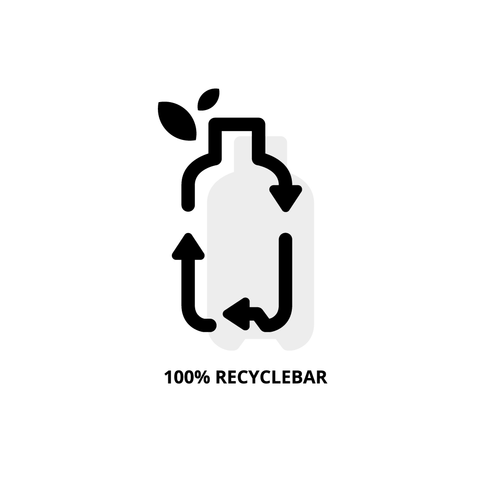 Klean Kanteen Produkte sind zu 100% recyclebar