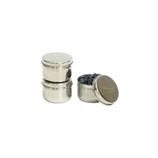Mini Behälter - U-Konserve 3er Set (H 4cm, Ø 5cm)