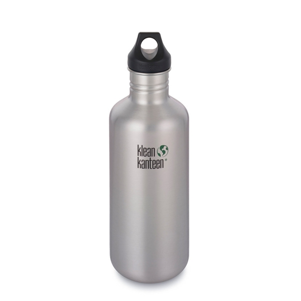 Trinkflasche Classic mit Loop Cap 3.0 Klean Kanteen® (ca. 1200ml)