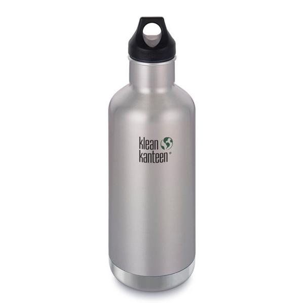 Klean Kanteen Vakuum Isolierte Trinkflasche Classic 946 ml mit Loop Cap
