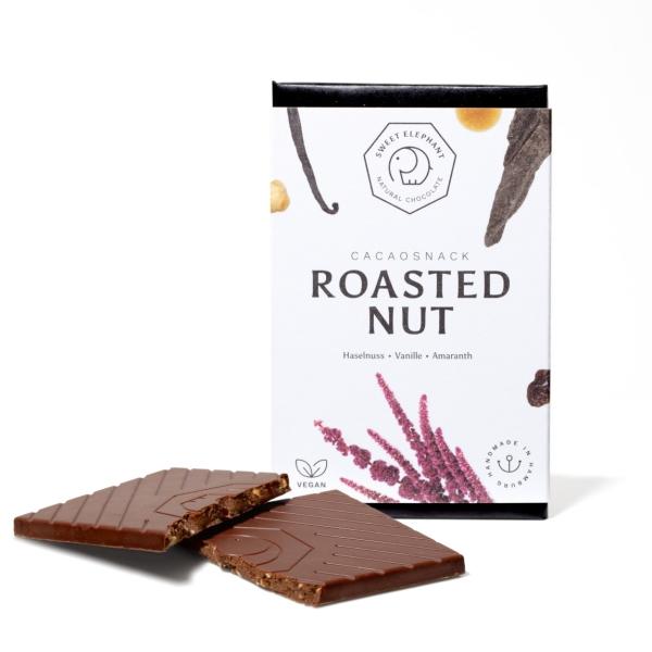 Sweet Elephant - vegane Schokolade - Roasted Nut