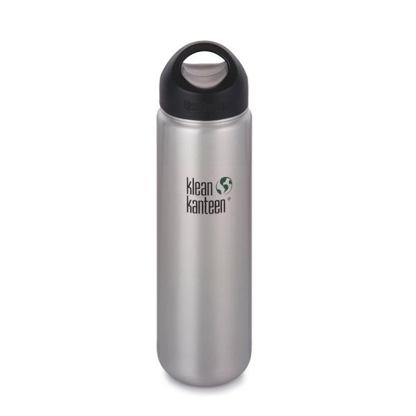 Trinkflasche Wide 800ml mit Loop Cap