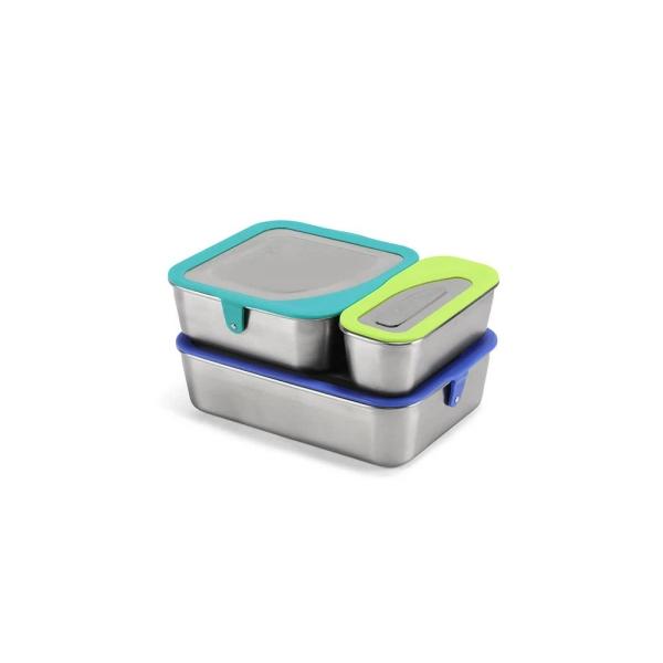 Food Box Set mit 3 Dosen