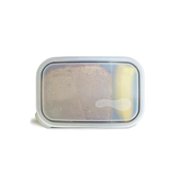 Deckel für rechteckige Dose- transparent