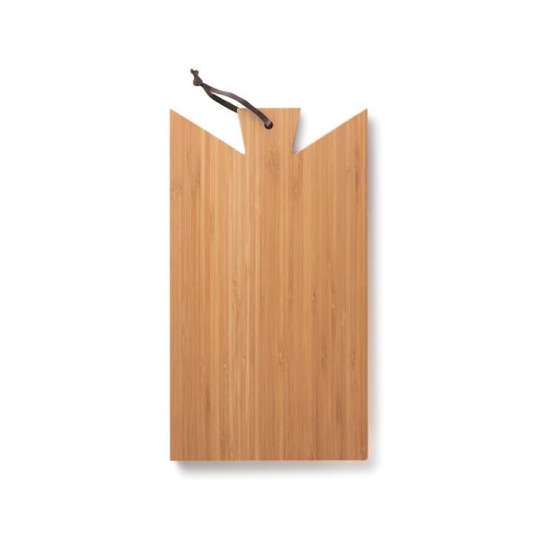 Bambus Vintage Servierbrett 30 cm Länge