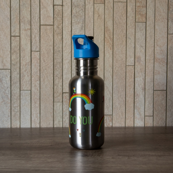 Klean Kanteen Special Edition 532ml - Do You mit Sport Cap