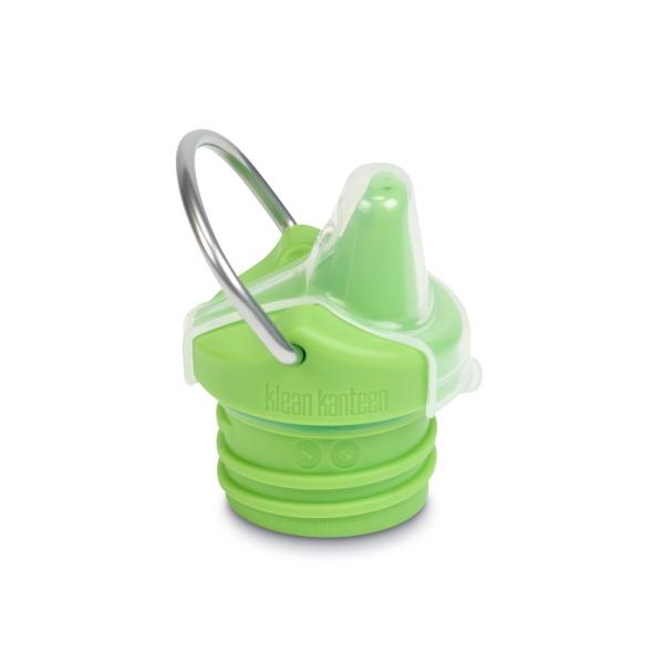 Sippy Cap für Classic, Kid und Reflect Flaschen - Grün