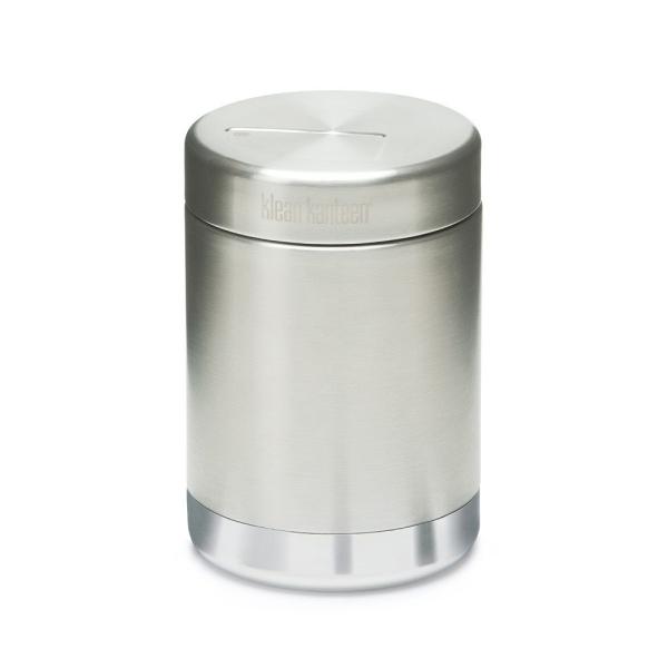 Edelstahl Lebensmittelbehälter Klean Kanteen - Isolierend (H 14cm, Ø 13cm) 473 ml