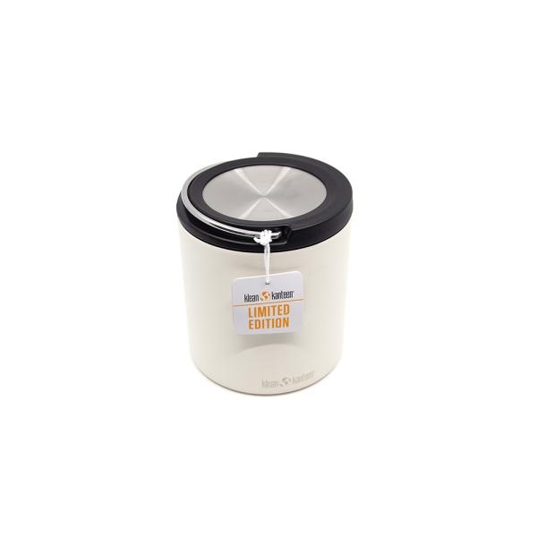 Klean Kanteen Lebensmittelbehälter isoliert 473ml - Sonderedition beige