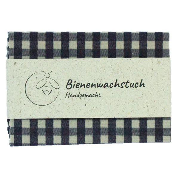 Bienenwachsfolie handgefertigt Made in Germany - S