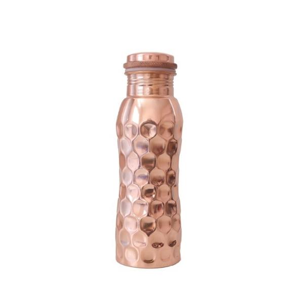 Kupfer Trinkflasche 600ml
