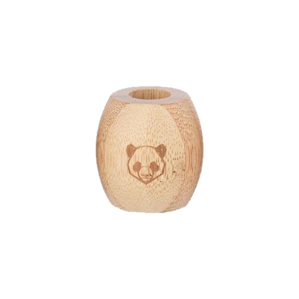 Bambusliebe Bambus Zahnbürstenhalter 100% Naturprodukt