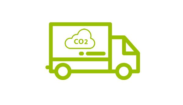 CO2 neutraler Versand